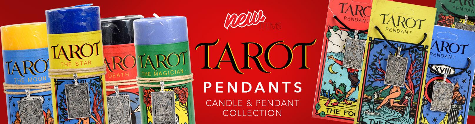 Tarot Pendants Banners