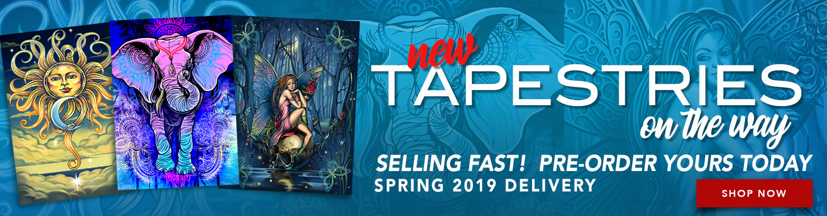 1218 New Tapestries Banner