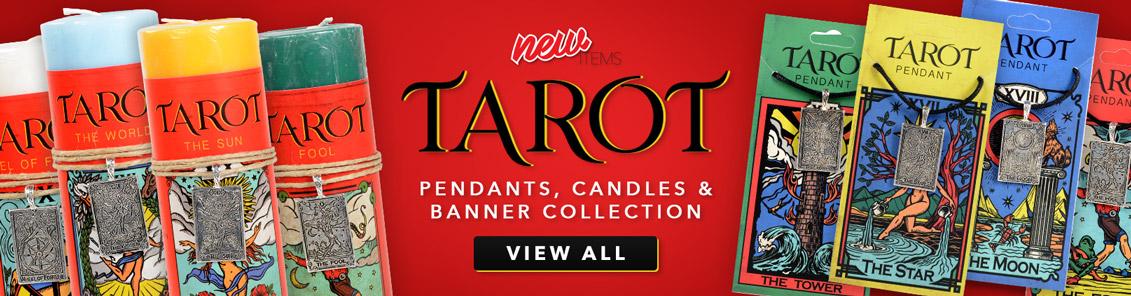Tarot-Banner