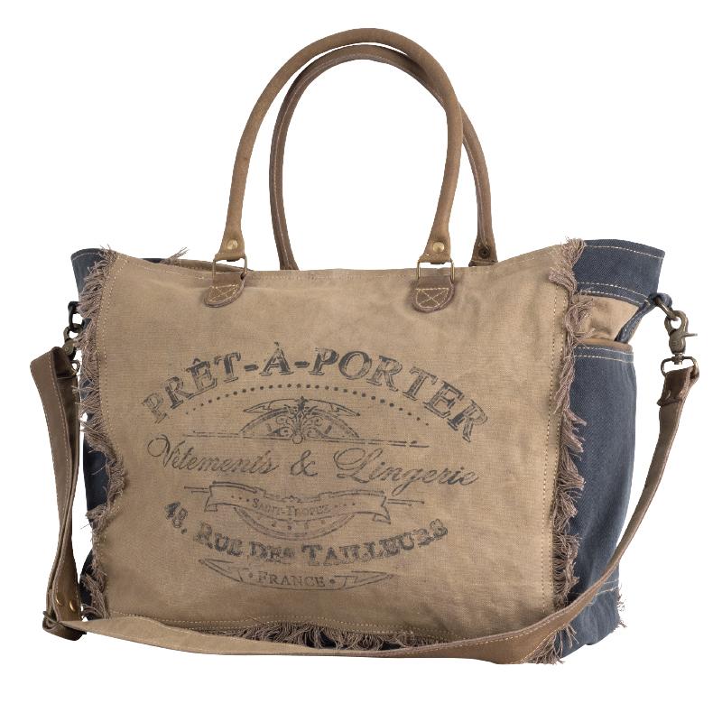 Pret A Porter Duffle Bag