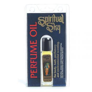 SPIRITUAL SKY BODY OIL -CARDED-